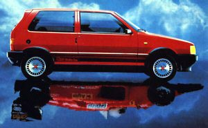 Heritage Abarth Fiat Uno Turbo Club Of South Africa